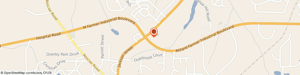 Route/map/directions to CITGO Food Mart, 30263 Newnan, 445 Hwy 29