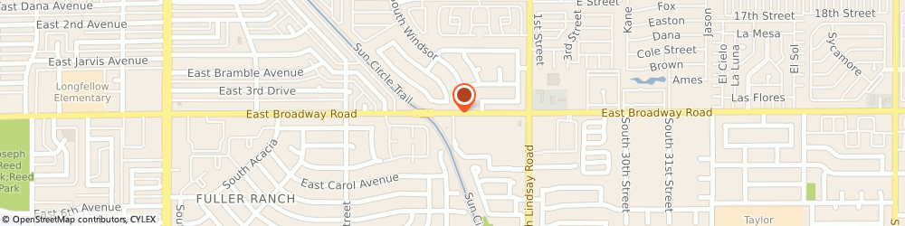Route/map/directions to Two Brothers I, 85204 Mesa, 3565 E Broadway Rd
