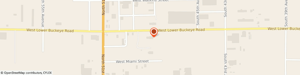 Route/map/directions to Republic Services Paradise Transfer Station, 85043 Phoenix, 4845 West Lower Buckeye Road