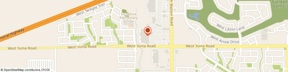 Route/map/directions to Navy Federal Credit Union ATM, 85326 Buckeye, 1060 S Watson Rd