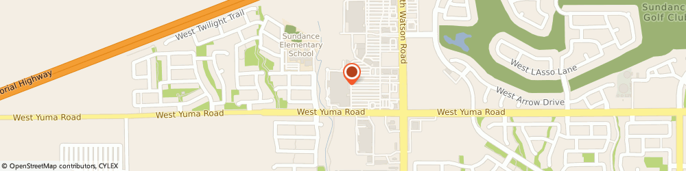 Route/map/directions to CITIBANK ATM, 85326 Buckeye, 1060 S. Watson