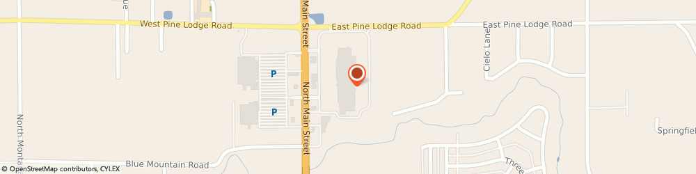 Route/map/directions to Foot Locker, 88201 Roswell, 4501 N Main Street