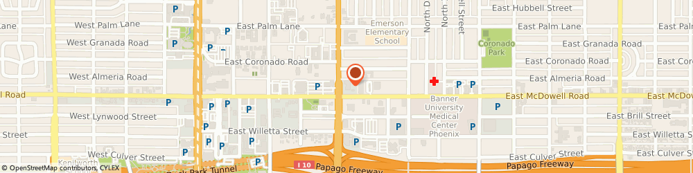 Route/map/directions to Phoenix SEO Geek, 85006 Phoenix, 1601 N 7th St. #650