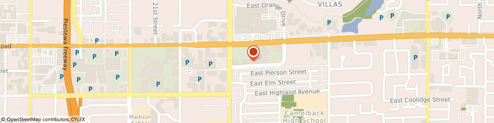 Route/map/directions to MorePro Marketing, 85016 Phoenix, 2415 E. CAMELBACK RD, SUITE 700