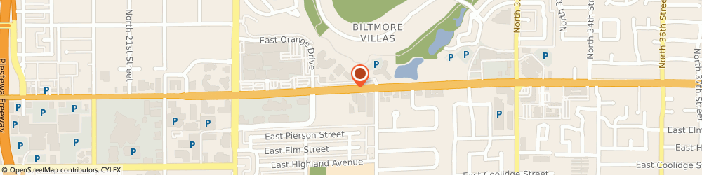 Route/map/directions to American Founders Life Insurance Company, 85016 Phoenix, 2720 EAST CAMELBACK ROAD