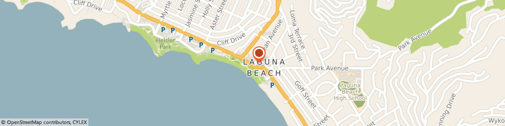 Route/map/directions to Johnny Rockets - Laguna, 92651 Laguna Beach, 188 South Coast Highway