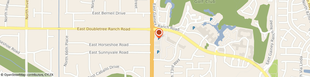 Route/map/directions to THE COFFEE BEAN AND TEA LEAF, 85253 Scottsdale, 8877 N. Scottsdale Blvd., #502