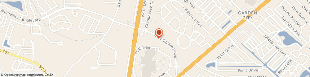 Route/map/directions to Safeco Insurance Agent, 29576-7811 Murrells Inlet, 889 Inlet Square Dr
