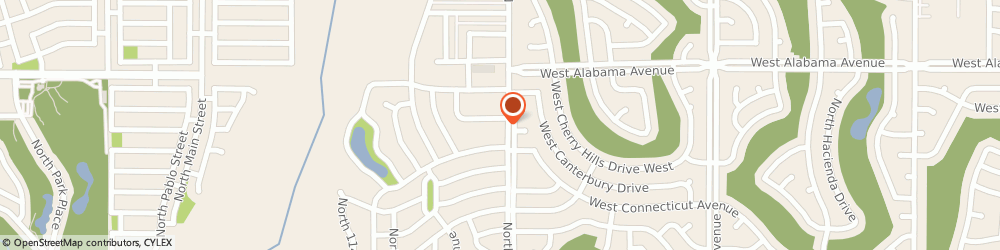 Route/map/directions to BBVA Bank, 85363 Youngtown, 12026 N 111th Ave