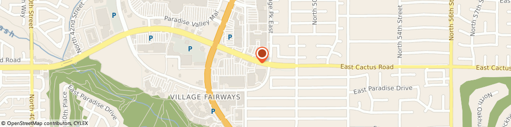 Route/map/directions to American Express Financial Advisors Incorporated, 85254 Scottsdale, 4835 EAST CACTUS ROAD
