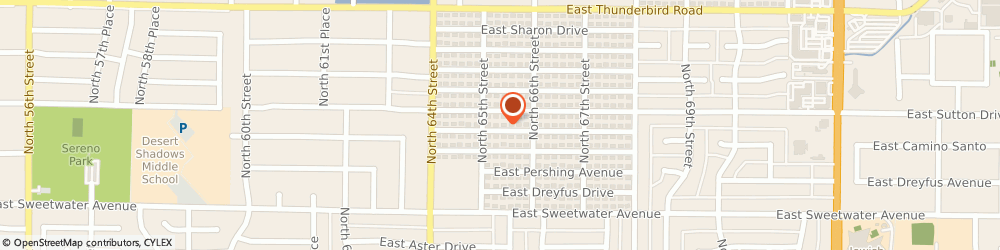 Route/map/directions to Atm Great Western Bank, 85254 Scottsdale, 6501 East Greenway Parkwa