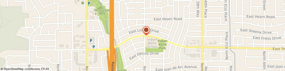 Route/map/directions to Nursing Moms Resource Center, 85003 Phoenix, 4920 WEST THUNDERBIRD ROAD