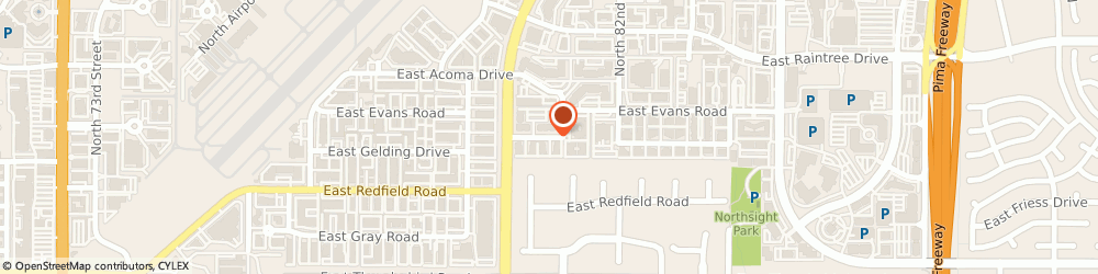 Route/map/directions to Modern Flooring Concepts, 85260 Scottsdale, 8271 E Gelding Dr