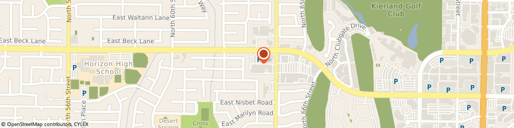 Route/map/directions to Atm Great Western Bank, 85254 Scottsdale, 6321 E Greenway Rd