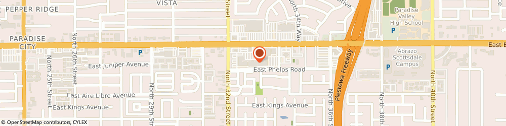 Route/map/directions to Wells Fargo ATM, 85032 Phoenix, 3329 E Bell Rd