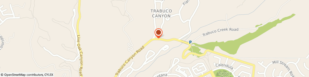 Route/map/directions to Abnet Incorporated, 92679 Trabuco Canyon, STREET