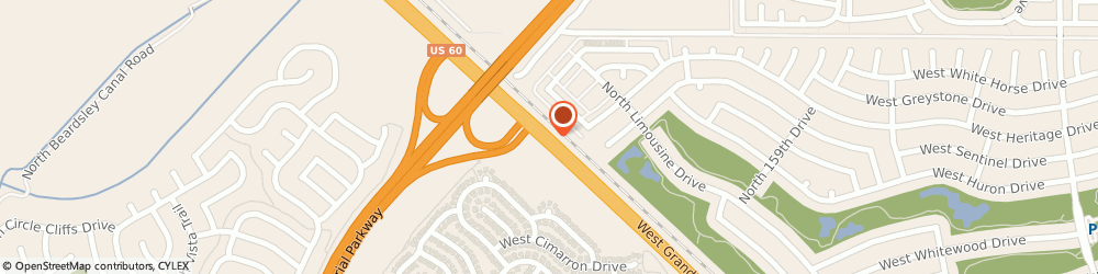 Route/map/directions to Yankee Candle Retailer, 86023 Grand Canyon, Us Hwy 264
