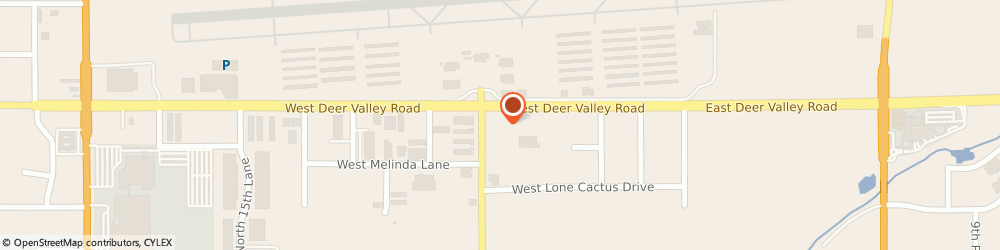 Route/map/directions to The UPS Store, 85027 Phoenix, 625 W Deer Valley Dr