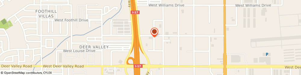 Route/map/directions to Brws Nissan Autowerks, 85027 Phoenix, 2411 W Adobe Dr