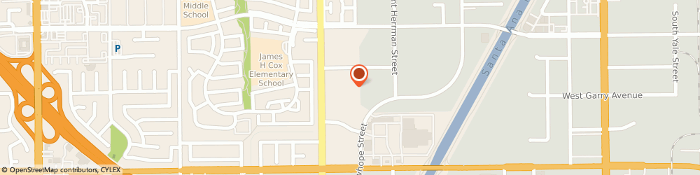 Route/map/directions to Ivysport, 92708 Fountain Valley, 11230 GRACE AVENUE