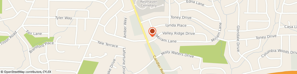 Route/map/directions to Williams Insurance Agency, 30032 Decatur, 2382 CANDLER RD