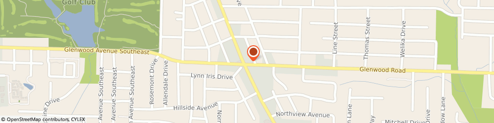 Route/map/directions to Jackson Hewitt Tax Service, 30032 Decatur, 3184 GLENWOOD ROAD
