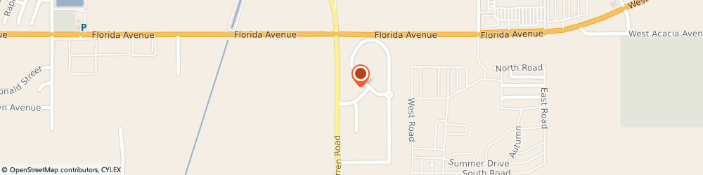 Route/map/directions to Automotive Dealer, 92545 Hemet, 200 Carriage Cir