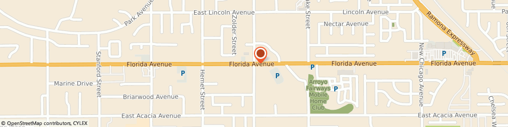 Route/map/directions to Veronica's southwest hair design, 92545 Hemet, 32395 CA-74