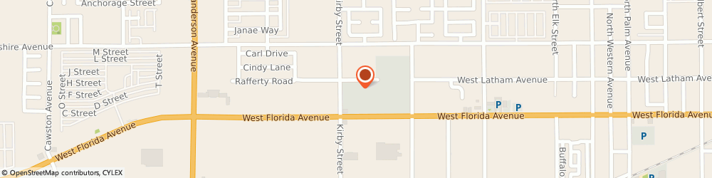 Route/map/directions to Hobby Lobby, 92545 Hemet, 2200 W Florida Ave