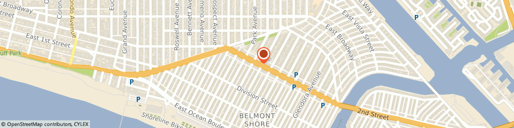 Route/map/directions to Gem Shoe Repair & Leather Goods, 90803 Long Beach, 4922 EAST 2ND STREET