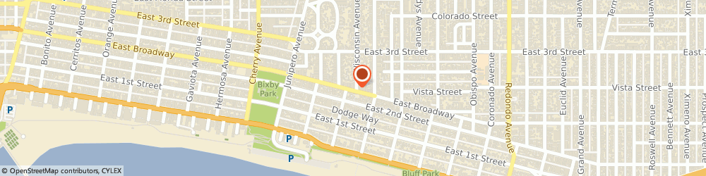 Route/map/directions to STATE FARM Earl Jordan, 90803 Long Beach, 2545 East Broadway