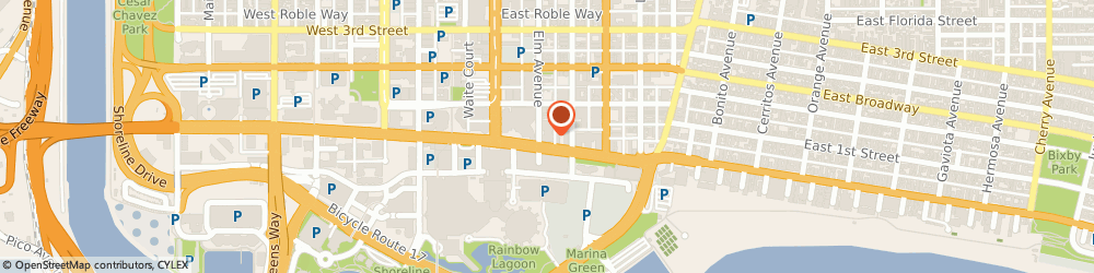 Route/map/directions to Safeco Insurance Agent, 90802-4967 Long Beach, 401 E Ocean Blvd Ste 920