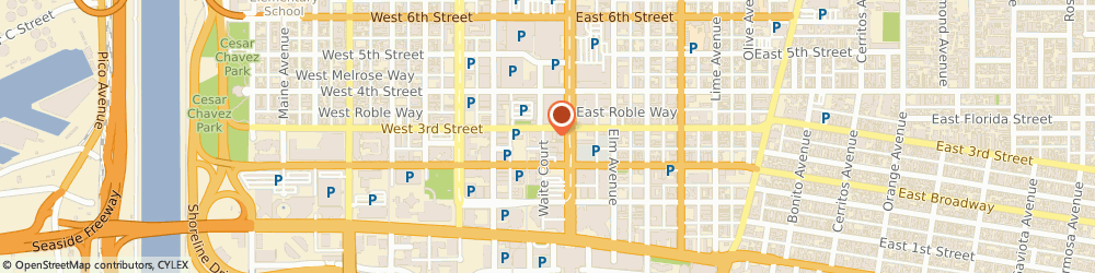 Route/map/directions to Engle & Murphy, 90802 Long Beach, 230 EAST 3RD STREET