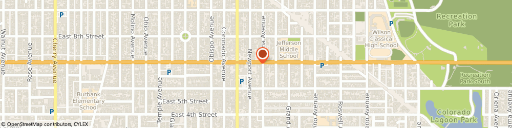 Route/map/directions to STATE FARM John Margain, 90804 Long Beach, 3524 E 7Th Street