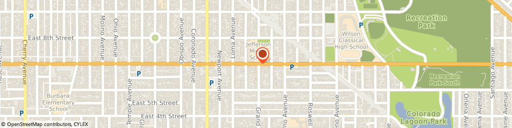 Route/map/directions to Farmers Insurance-Podraza Insurance Agency, 90804 Long Beach, 3738 EAST 7TH STREET
