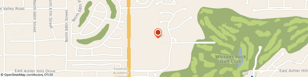 Route/map/directions to Atm Great Western Bank, 85262 Scottsdale, 32551 North Scottsdale Ro