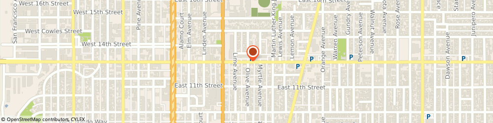 Route/map/directions to Safeco Insurance Agent, 90813-3507 Long Beach, 781 E Anaheim St
