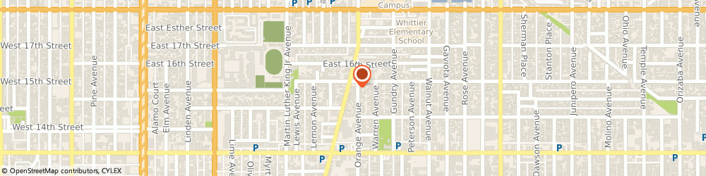 Route/map/directions to Dollar Tree Store, 90813 Long Beach, 1480 ALAMITOS AVE