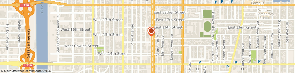 Route/map/directions to Master Fencing, 90813 Long Beach, 1525 Long Beach Blvd