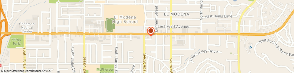 Route/map/directions to AAA Attorney Service II, Inc., 92869 Orange, 4122 E Chapman Ave, Ste 24