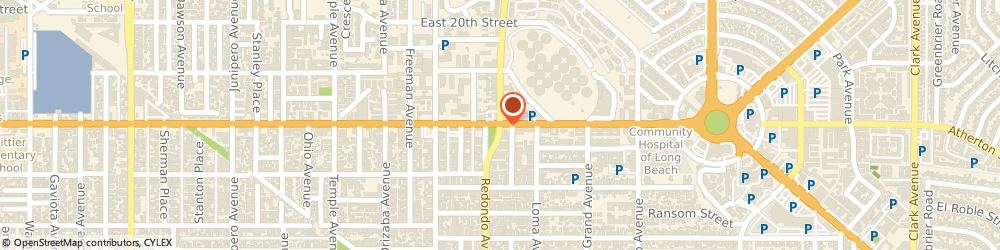 Route/map/directions to City Maid, 90805 Long Beach, 141 W 53rd Street