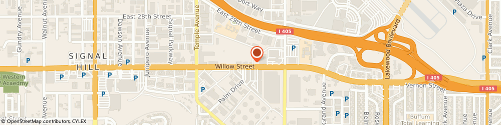 Route/map/directions to Beach Physical Therapy, 90806 Long Beach, 3311 EAST WILLOW STREET