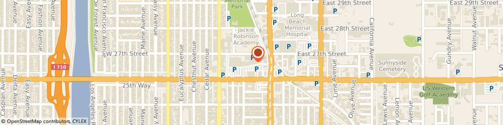 Route/map/directions to Fashion Bug, 90806 Long Beach, 141 EAST WILLOW STREET