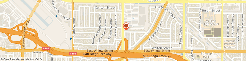 Route/map/directions to STATE FARM Jon Wiedenman, 90815 Long Beach, 2750 N. Bellflower Blvd, Suite #208