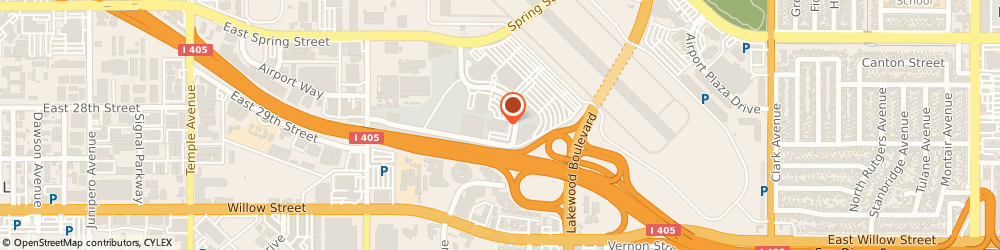 Route/map/directions to CrossCountry Mortgage, LLC, 90806 Long Beach, 3780 Kilroy Airport Way