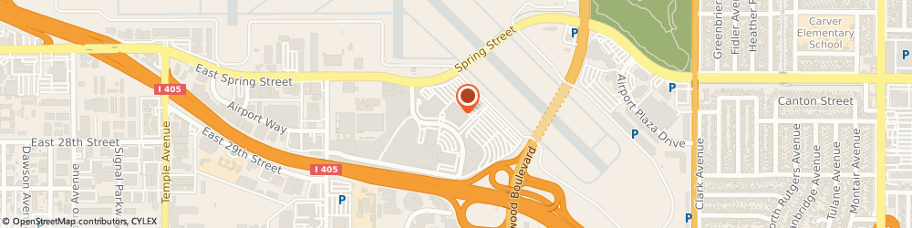 Route/map/directions to Keller Graduate School of Management - Long Beach Campus, 90806 Long Beach, 3880 Kilroy Airport Way