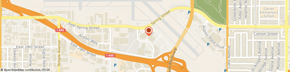 Route/map/directions to Larry Aguayo - Ameriprise Financial Services, LLC, 90806 Long Beach, 3900 Kilroy Airport Way