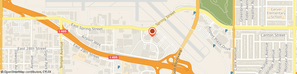 Route/map/directions to Joshua Goeppner - Ameriprise Financial Services, Inc., 90806 Long Beach, 3900 Kilroy Airport Way