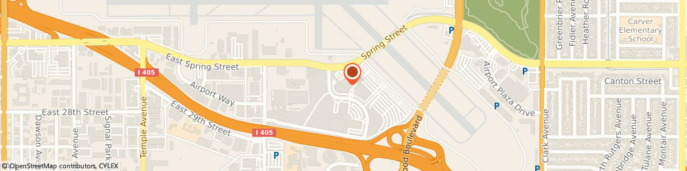 Route/map/directions to George Cheng - Ameriprise Financial Services, LLC, 90806 Long Beach, 3900 Kilroy Airport Way