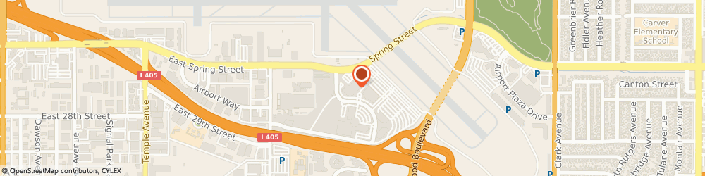 Route/map/directions to Victor Correa - Ameriprise Financial Services, Inc., 90806 Long Beach, 3900 Kilroy Airport Way